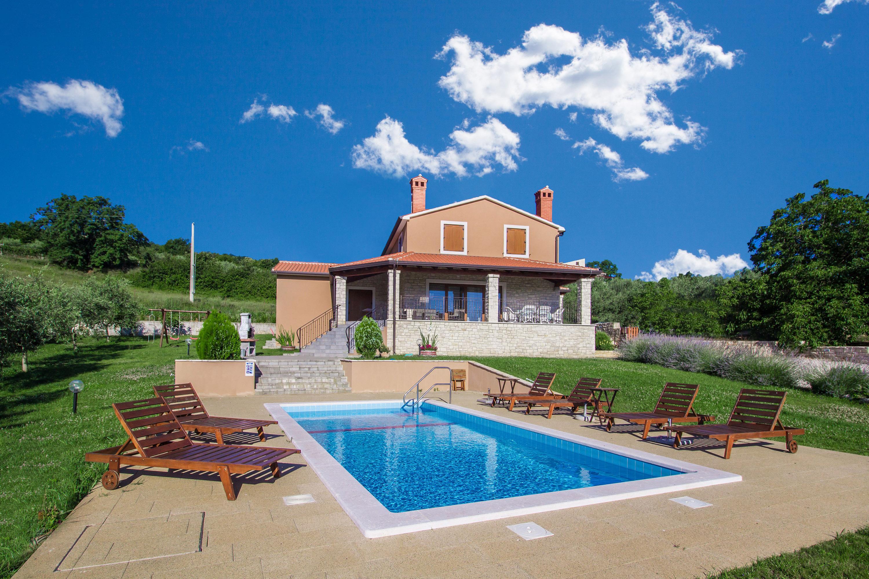 Villa Zu vermieten Motovun